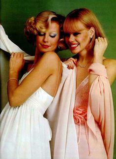 Nina Ricci Boutique L'Officiel magazine 1976