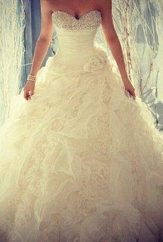nice wedding dress Check more at http://www.bigweddingdress.net/wedding-dress-8.html