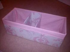 cardboard boxes, fabric boxes, fabric covered boxes, organ basket, how to make storage boxes, basket tutori