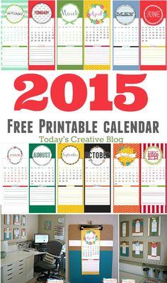 2015 Calendar FREE P