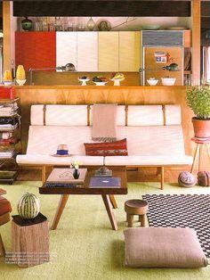 domino living room