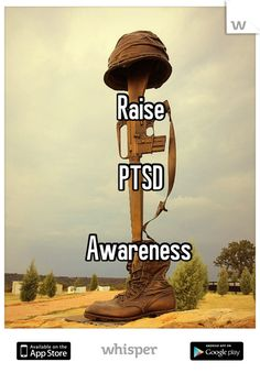 Raise PTSD Awareness... Today, June 27th, is PTSD Awareness Day, and June is PTSD Awareness month. Get involved, and support our #veterans! Here's how: http://www.ptsd.va.gov/about/ptsd-awareness/what_is_awareness_month.asp