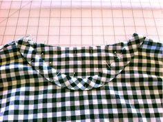 Another--and easier--way to sew a bias tape to a neckline