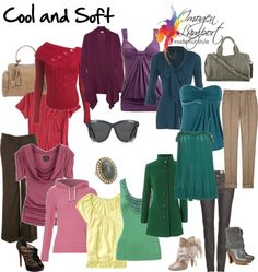 cool and soft
