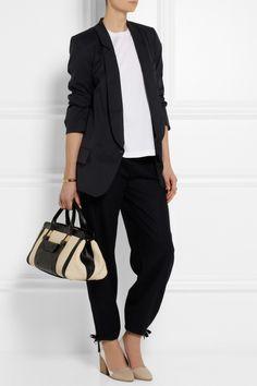 Chloé|Wool blazer|NET-A-PORTER.COM