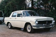 This was our family car in the 80's a 1964 EH Holden!