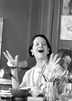 """The Eye Has to Travel  Diana Vreeland...""""Why don't you...?"""""""