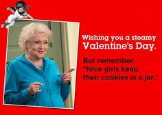 <3 Betty White  http://pinterest.com/markabsher