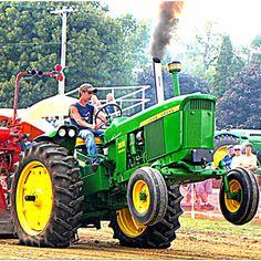 tractor pulls <3