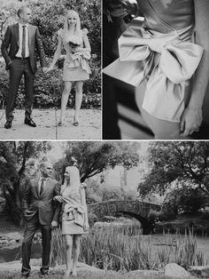 city hall wedding ♥