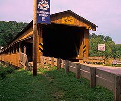 Harpersfield  Bridge, Harpersfield, Ohio