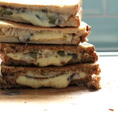 Grilled Swiss And Roasted Fennel Sandwich Recipes — Dishmaps