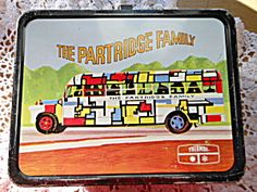 Lunchbox-  Partridge Family  1973