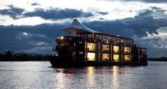 The Floating Hotel