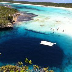 Dean's Blue Hole (Bahamas)