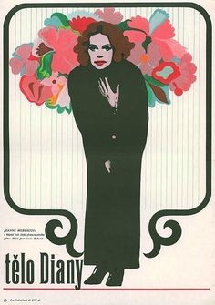 "Movie Poster of the Week: ""Grand Prix"" and the Posters of Eva Galová-Vodrázková on Notebook | MUBI"
