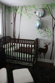 baby room themes outdoorsy | Baby Nursery Photos - Unique Nursery Ideas