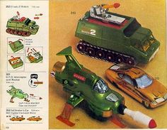 UFO Dinky Toys