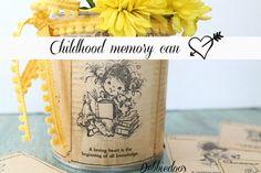 Memories of childhood craft it!