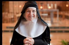 Former movie star Dolores Hart