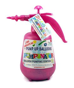 Take a look at this Pink Pumponator Set by Pumponator on #zulily today!