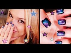 How To: Galaxy Nails