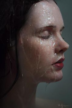 Amazing touch!..cannot believe this is a painting! R.    Oil Painting By Alyssa Monks