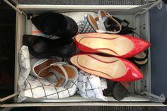 The Secret Shoes Beneath Every Woman's Desk - The Cut