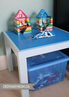 lego table....May need this some day