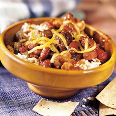 20 Chili Recipes