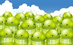 Users are activating more than 900,000 Android devices every day, tweeted Google's Android chief Andy Rubin.