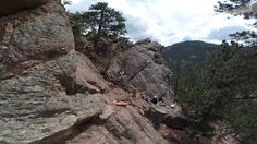 Hiking, Boulder Colorado on Vimeo
