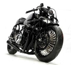 Honda CB750 (custom)