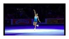 Mirai Nagasu's exhibition performance at the 2014 U.S. national championships in Boston, after she had learned she would not be a part of the Olympic team skate sutff, ice skate, skate video, figur skate, asian americana, mirai nagasu