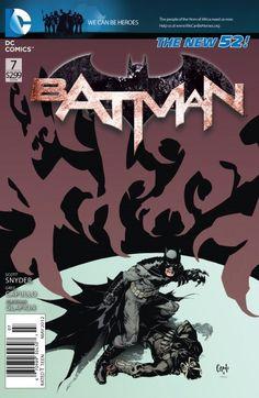 Cover for Batman #7.