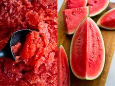 Watermelon Sorbet or Granita — Recipes for Health - NYTimes.com