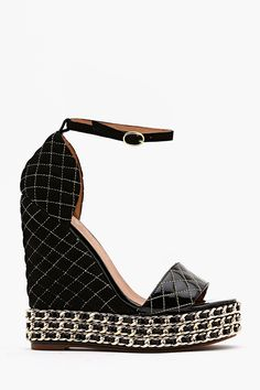 Shanil Platform Wedge