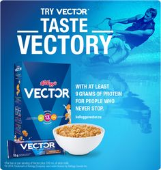 webSaver.ca – Kellogg's Vector #coupon Click the pic to get the #deal