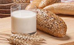 Volksdrogen Milch und Weizen