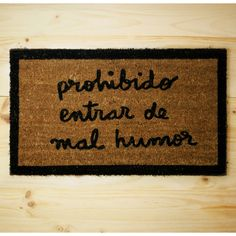 "El felpudo en la decoraci??n del hogar - <a href=""http://www.decoora.com/el-felpudo-en-la-decoracion-del-hogar.html"" rel=""nofollow"" target=""_blank"">www.decoora.com/...</a>"