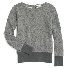 backdrop sweatshirt / madewell