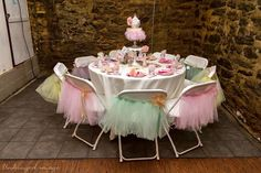 Sweet Ballerina Themed 1st Birthday Party