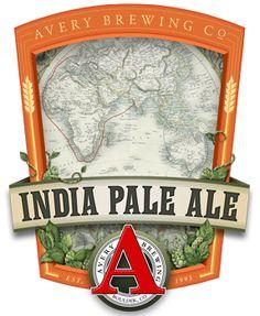 Avery Brewing Co IPA
