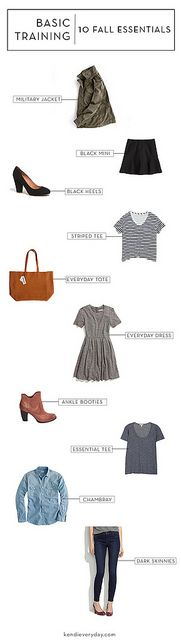10 fall essentials