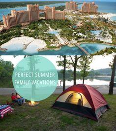 summer famili, wonder holiday, fabul place, famili vacat, family vacations