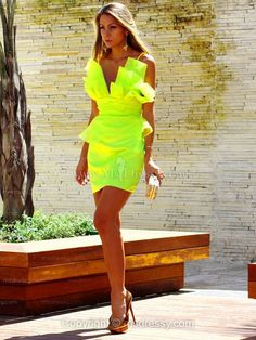 Vestido De Fiesta ( Dresses