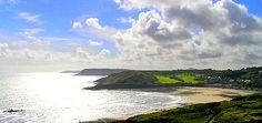 Langland Bay ~ Swansea