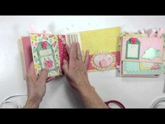 Pocket Page Mini Album Tutorial Series Part 5
