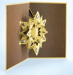up card tutorial more christmas cards diy pop pop up cards tutorials