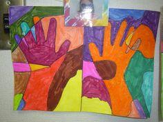 Mrs. T's First Grade Class: Art